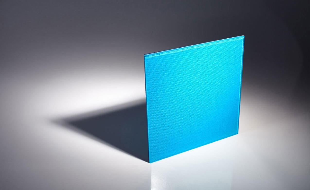 Lucient  glass blue