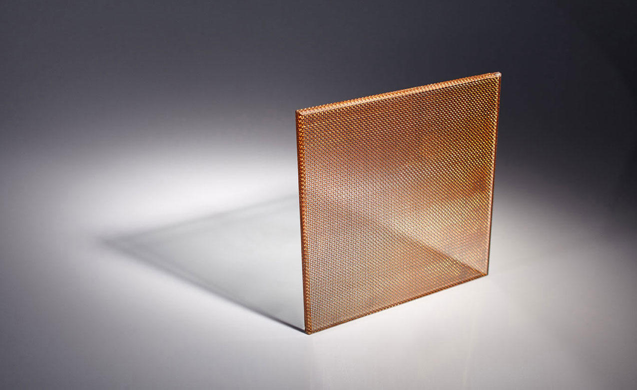 Lucient  glass copper