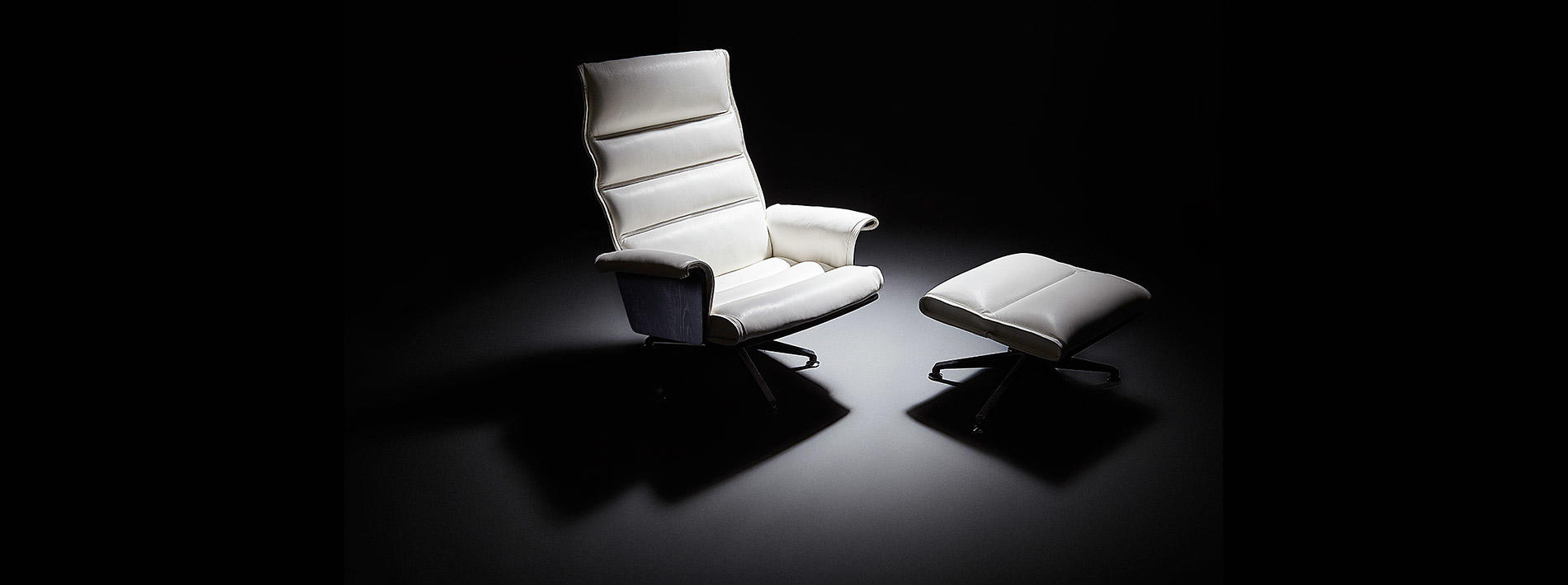 2 fritzrauch ds dr no lounge chair