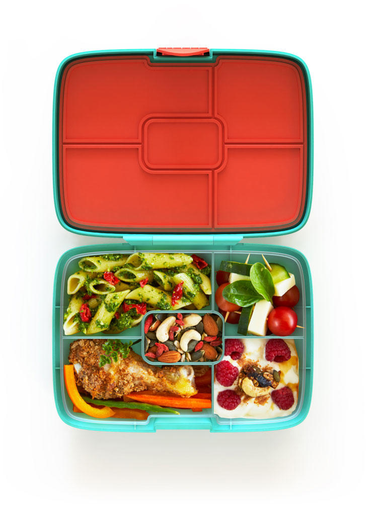 05 5 compartment meal b white bg shadow